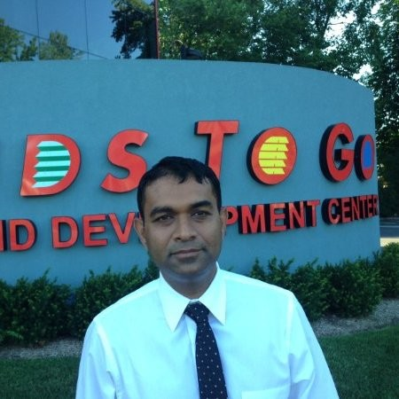 Hitesh Barot, Vice President of IT at Blinds To Go